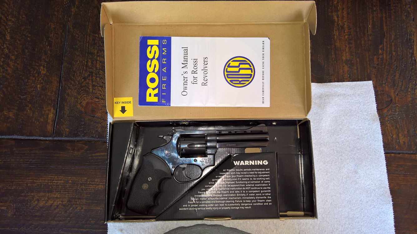 "WTS in Florida - Rossi 85104 - 38 Special +P -Like New in Box - 250 Rds Ammo - 4"" bbl-wp_20170210_17_39_00_pro.jpg"